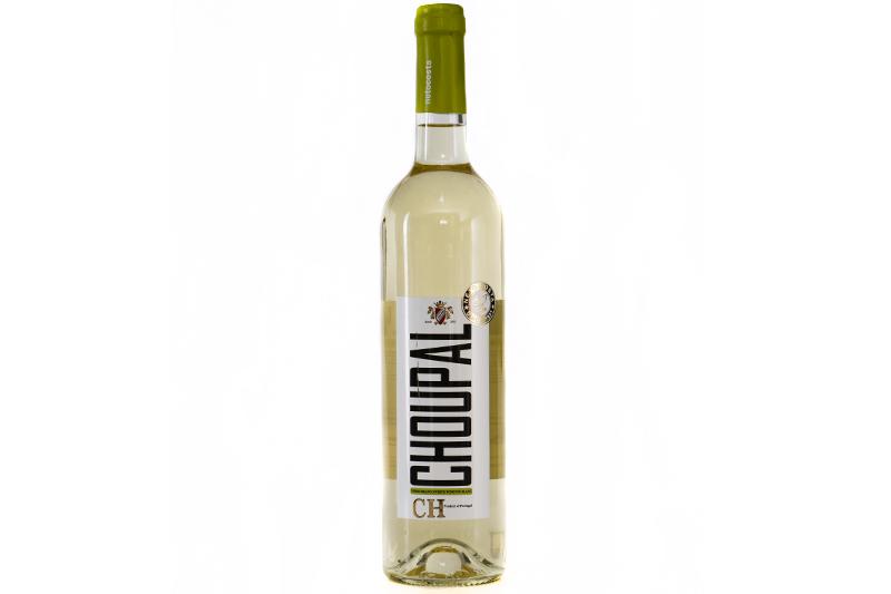 vinho branco Choupal
